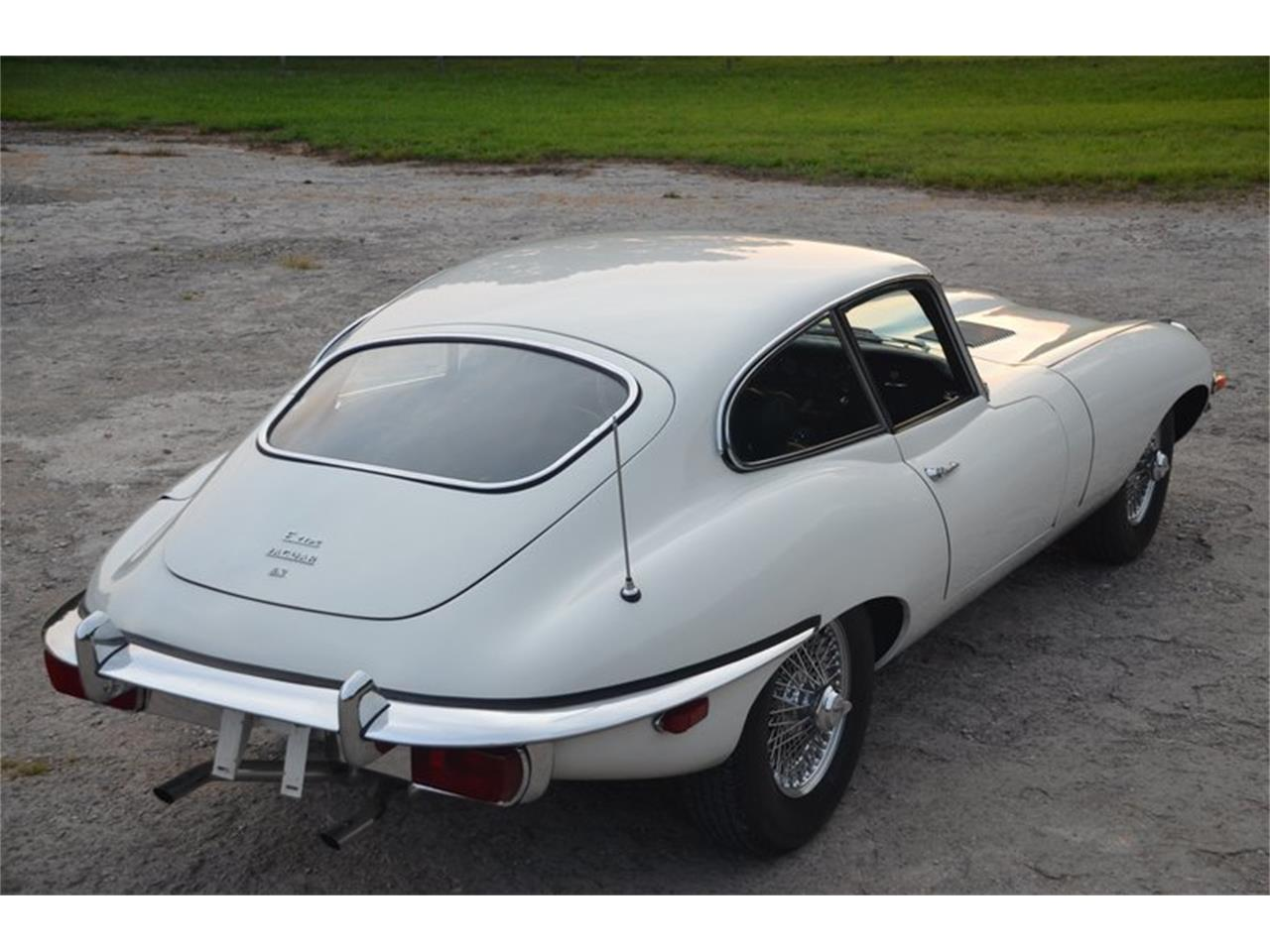 Large Picture of 1971 E-Type located in Tennessee Offered by Frazier Motor Car Company - OBGE