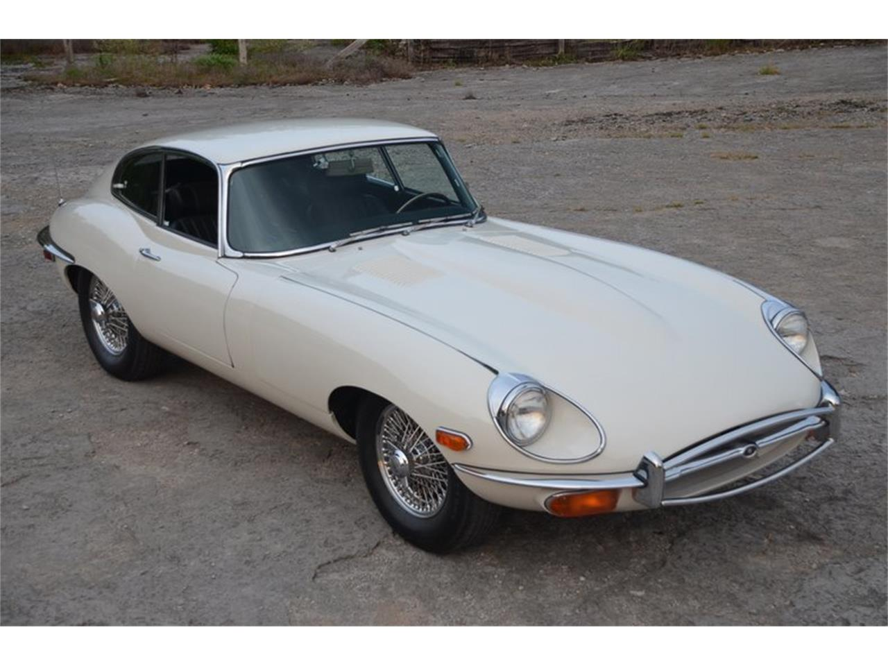 Large Picture of Classic '71 Jaguar E-Type located in Tennessee - $52,000.00 Offered by Frazier Motor Car Company - OBGE