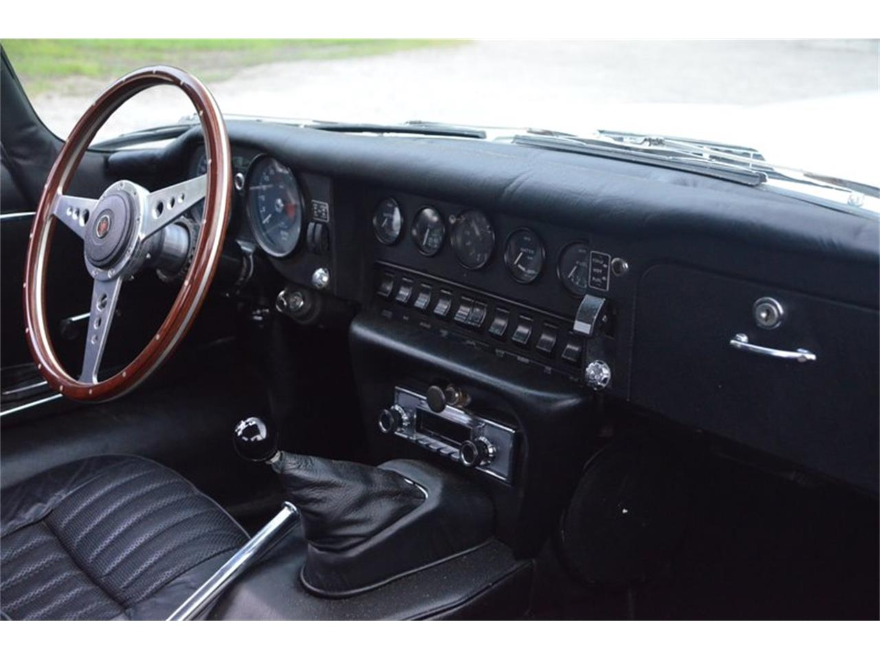Large Picture of Classic 1971 Jaguar E-Type - $54,500.00 Offered by Frazier Motor Car Company - OBGE