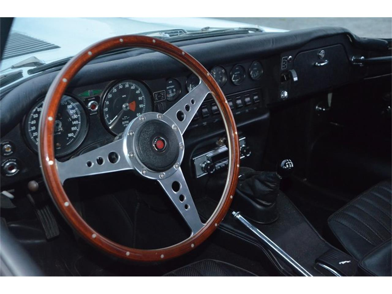 Large Picture of 1971 Jaguar E-Type located in Tennessee - OBGE