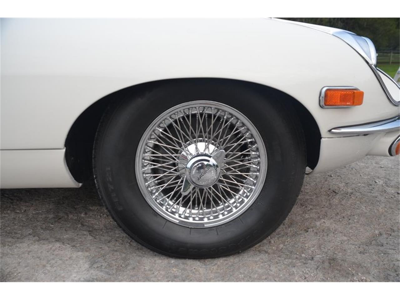 Large Picture of Classic '71 Jaguar E-Type located in Tennessee - $54,500.00 Offered by Frazier Motor Car Company - OBGE