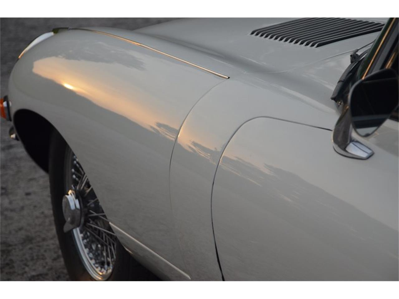 Large Picture of Classic 1971 E-Type - $54,500.00 Offered by Frazier Motor Car Company - OBGE