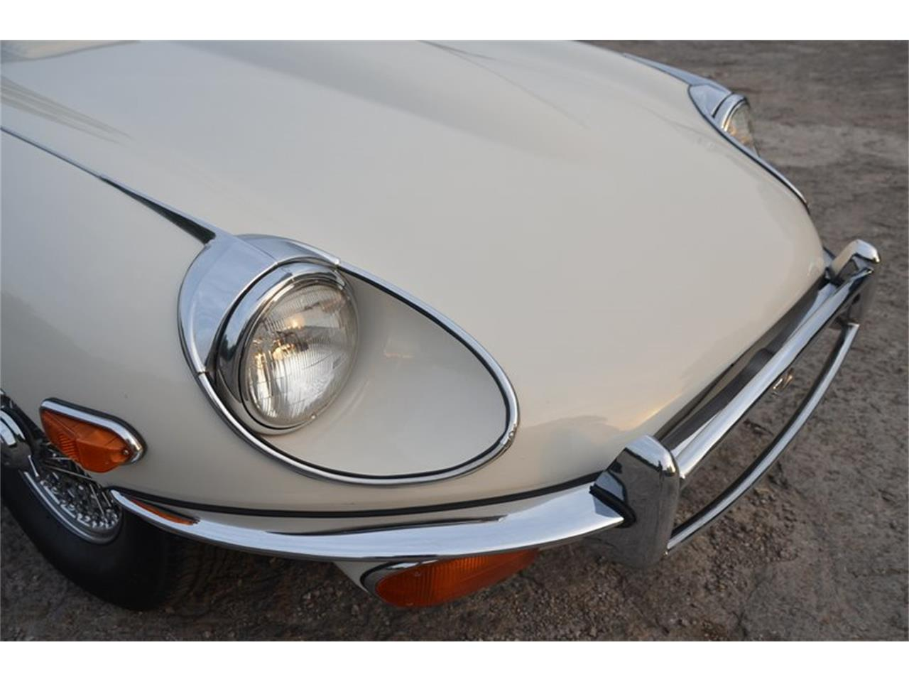 Large Picture of '71 Jaguar E-Type located in Lebanon Tennessee - $54,500.00 Offered by Frazier Motor Car Company - OBGE