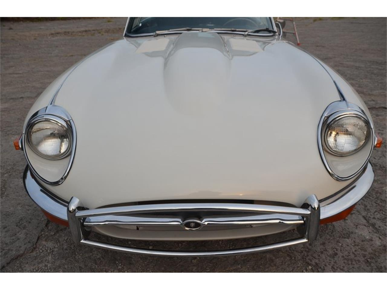Large Picture of Classic '71 Jaguar E-Type - $52,000.00 Offered by Frazier Motor Car Company - OBGE