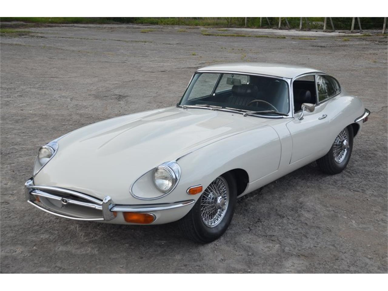 Large Picture of Classic 1971 E-Type located in Lebanon Tennessee Offered by Frazier Motor Car Company - OBGE