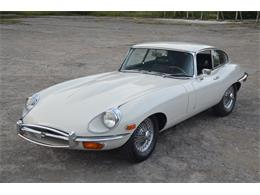 Picture of Classic 1971 Jaguar E-Type Offered by Frazier Motor Car Company - OBGE