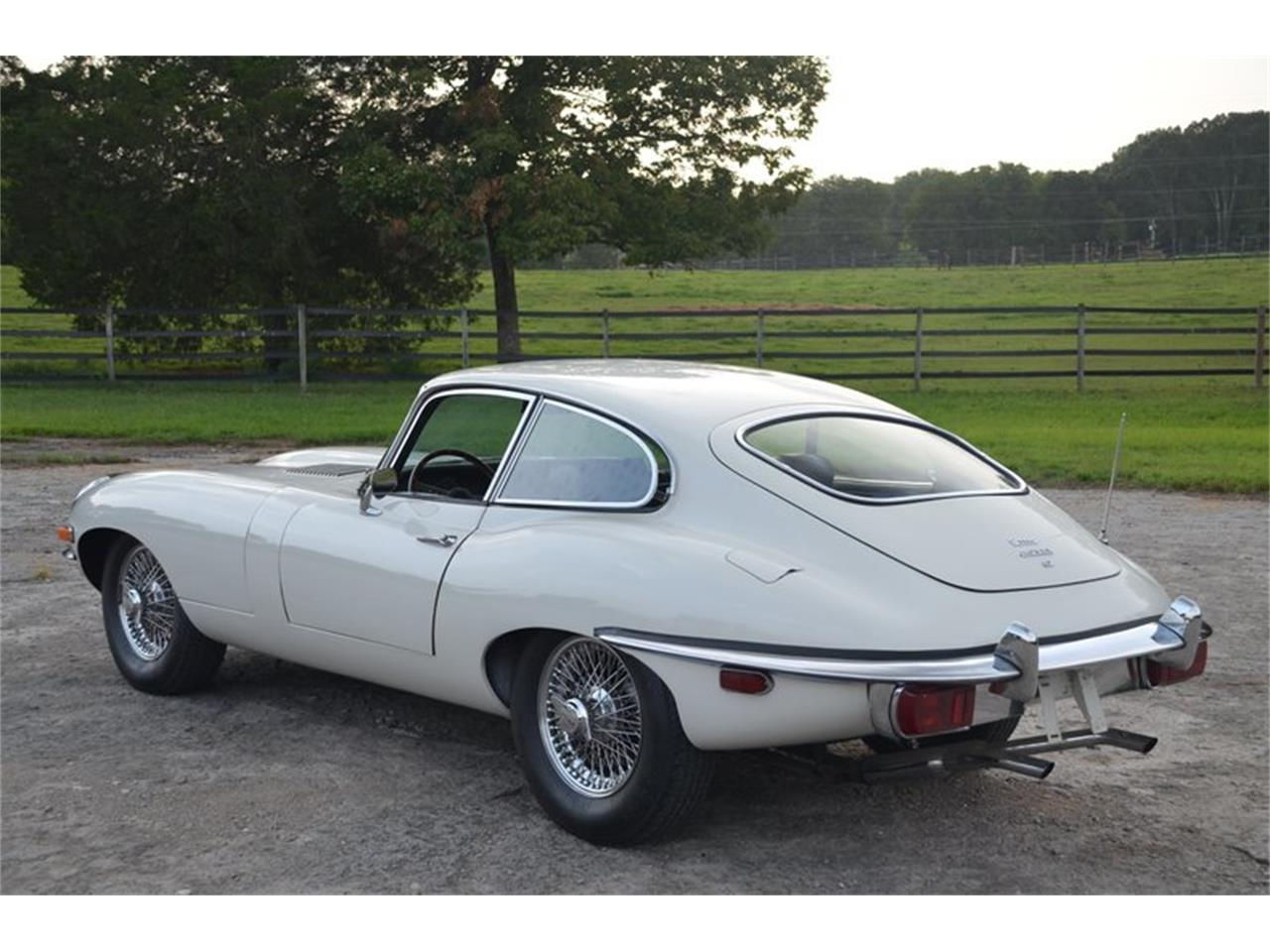 Large Picture of Classic '71 Jaguar E-Type - $54,500.00 Offered by Frazier Motor Car Company - OBGE
