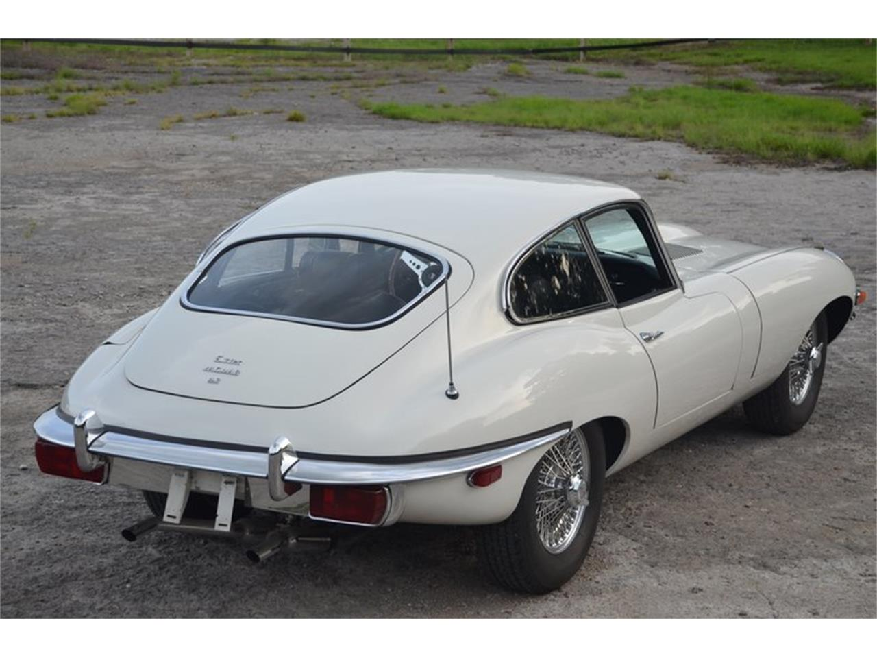 Large Picture of 1971 E-Type - OBGE