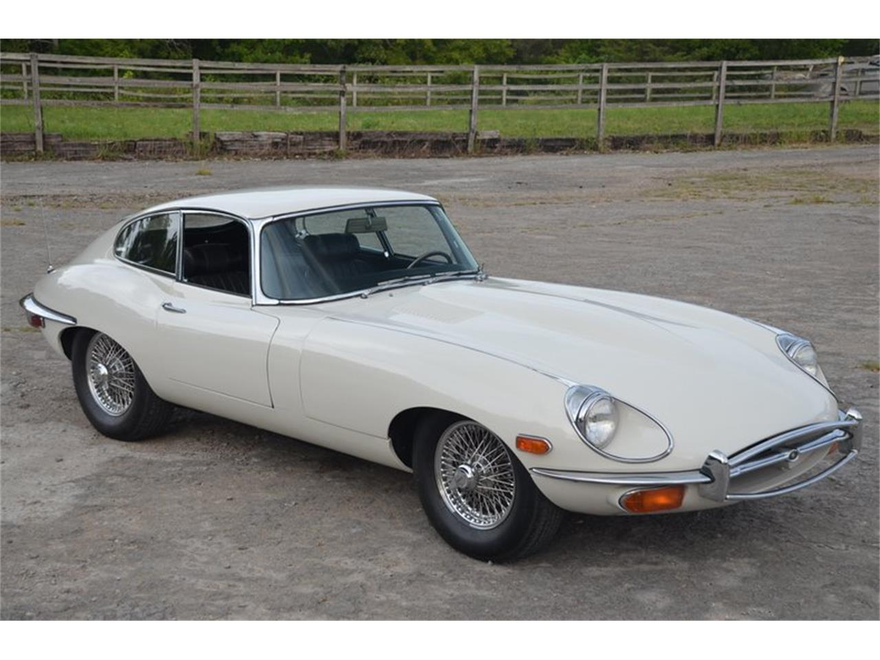 Large Picture of Classic '71 Jaguar E-Type located in Lebanon Tennessee - $54,500.00 Offered by Frazier Motor Car Company - OBGE