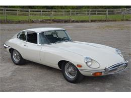 Picture of '71 Jaguar E-Type - $54,500.00 Offered by Frazier Motor Car Company - OBGE