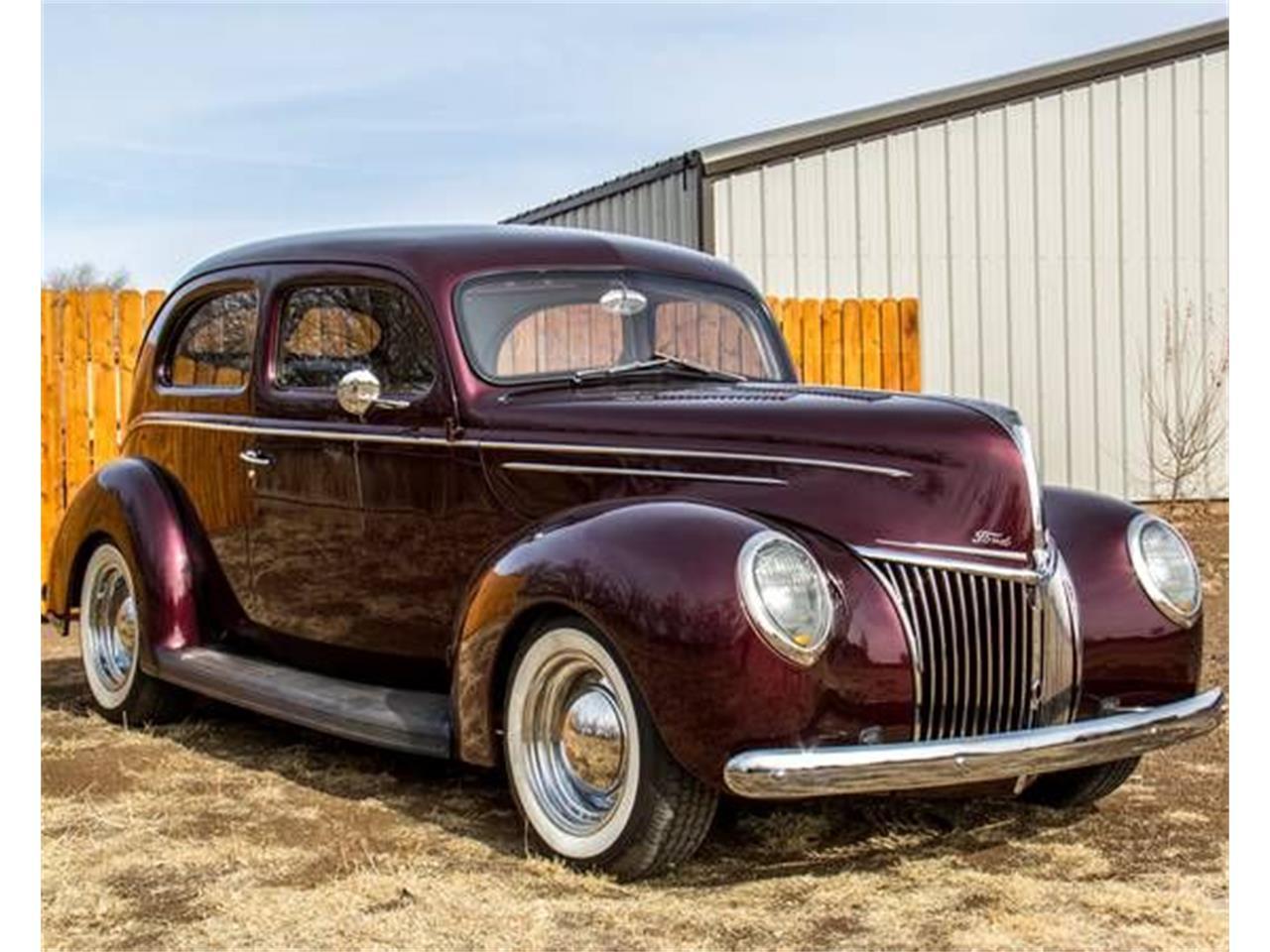 Picture of '39 Tudor - OBGF
