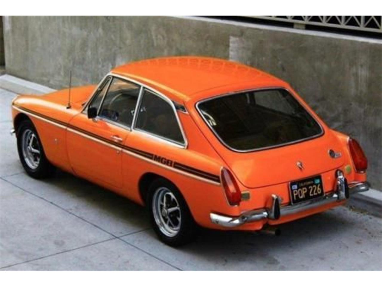 Picture of '74 MGB - OBH8