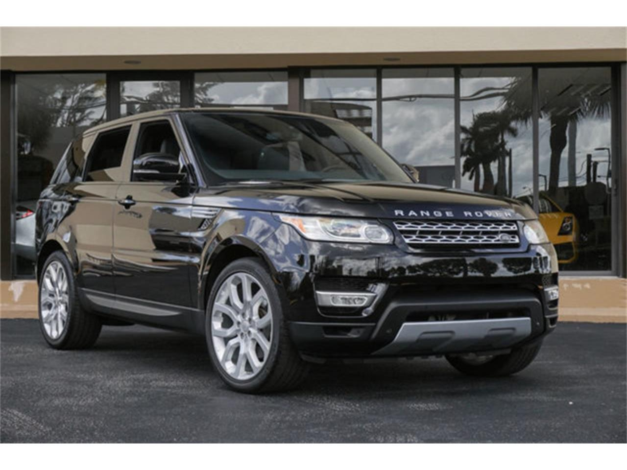Picture of '15 Range Rover Sport - OBHL