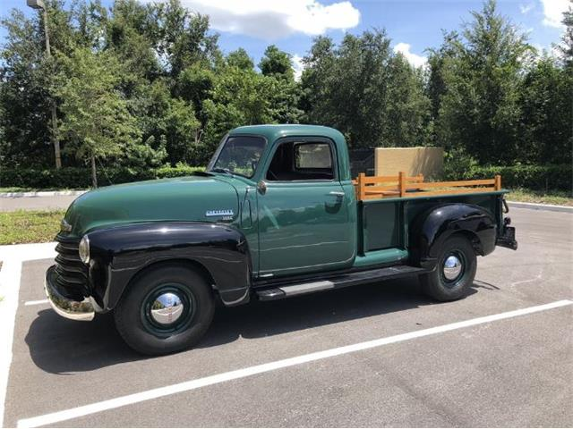 Picture of '50 Chevrolet 3600 - OBHM