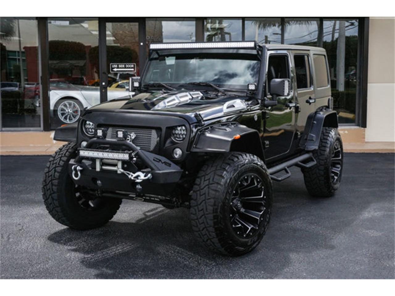Large Picture of '17 Wrangler - OBHO