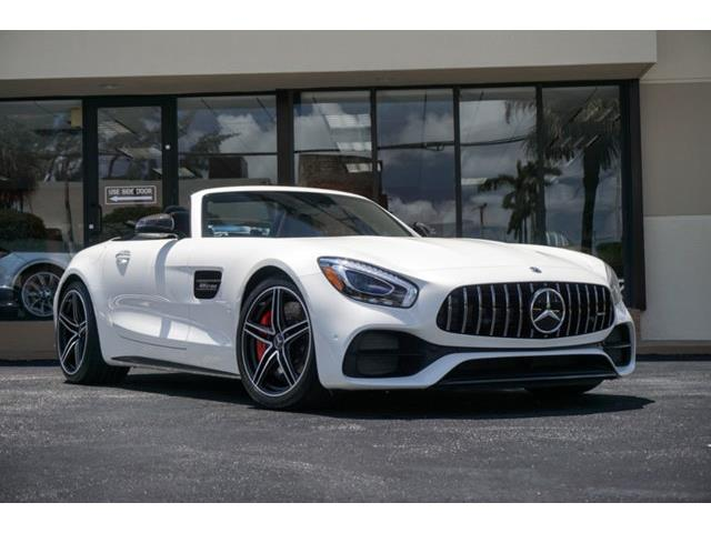 Picture of 2018 Mercedes-Benz AMG located in Miami Florida - OBHQ