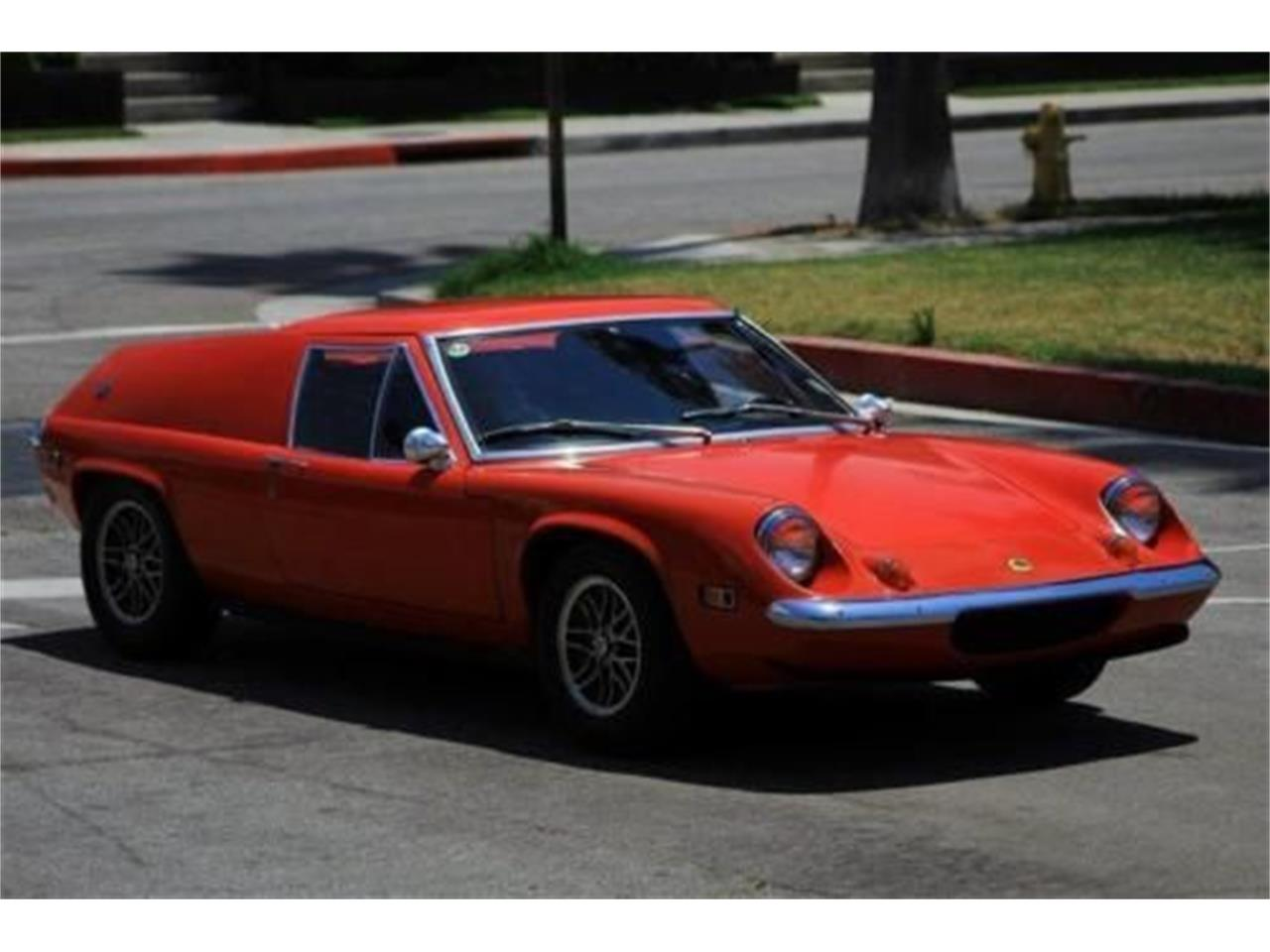 Picture of '70 Europa - OBHR
