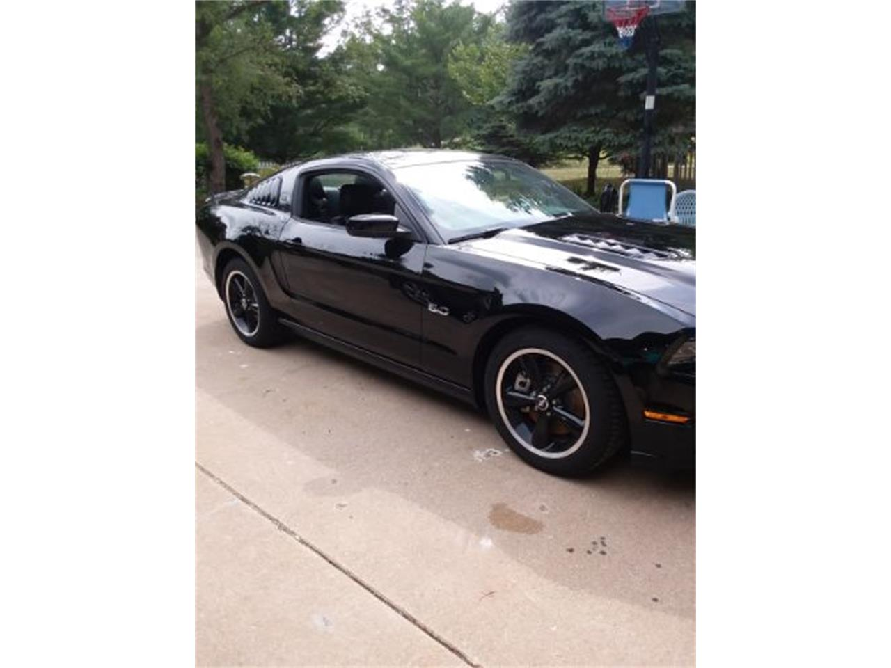 Picture of '13 Mustang - OBHS