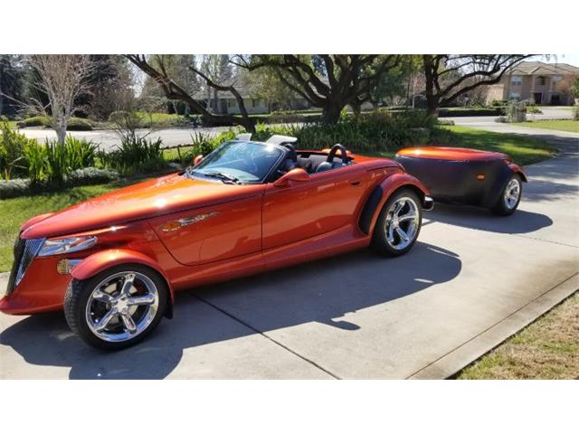 Picture of 2001 Chrysler Prowler Offered by  - OBHY