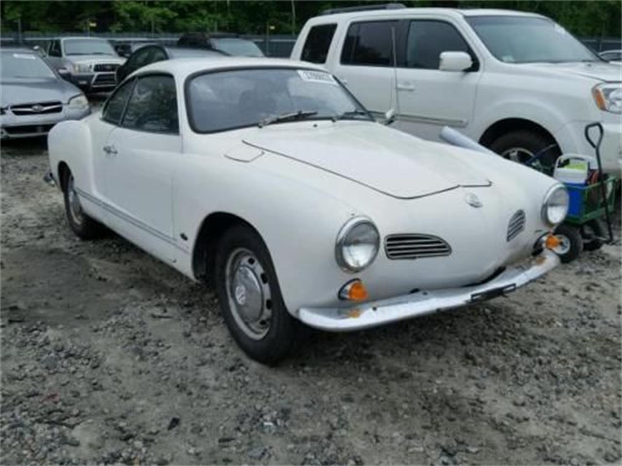 Picture of '69 Karmann Ghia - OBI6