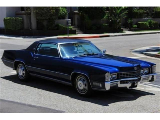Picture of '67 Eldorado - OBIB