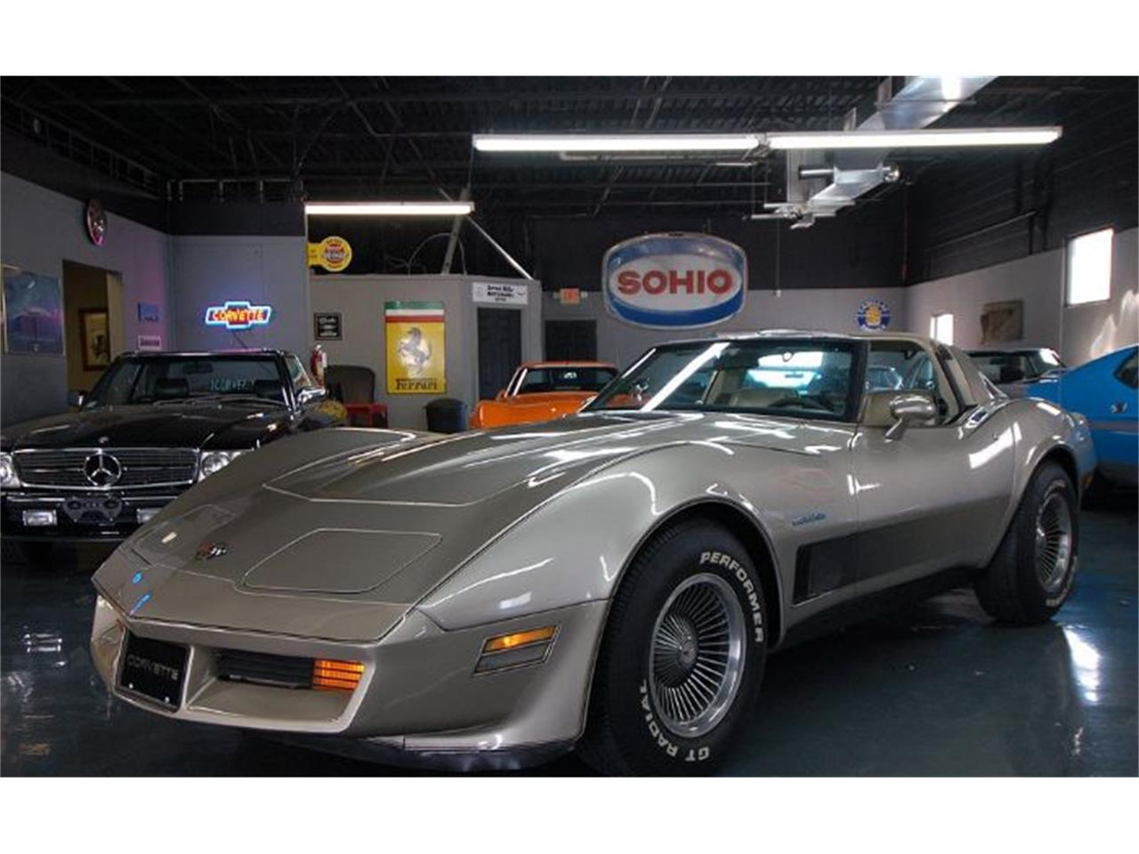 Picture of '82 Corvette - OBII