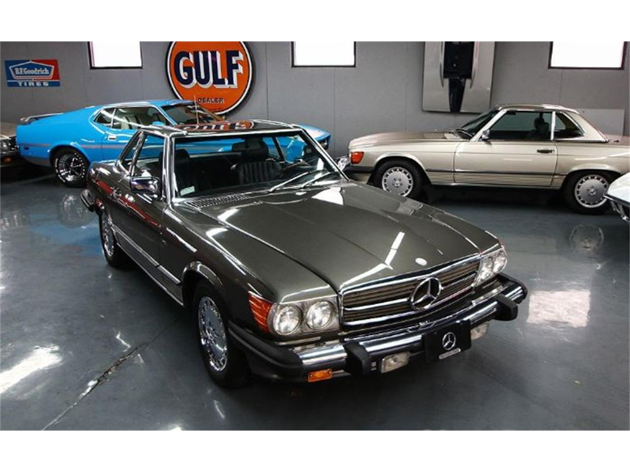 Picture of '86 560SL - OBIJ