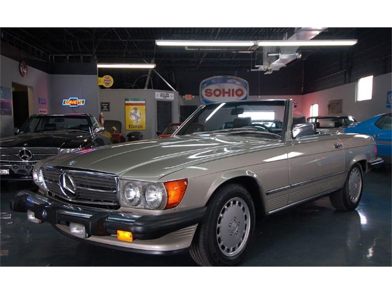 Picture of '89 560SL - OBIL