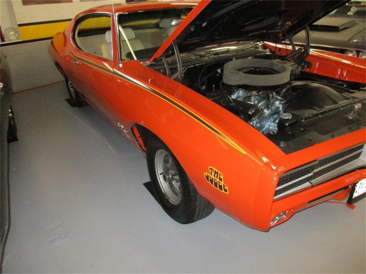 Large Picture of '69 GTO - O89V