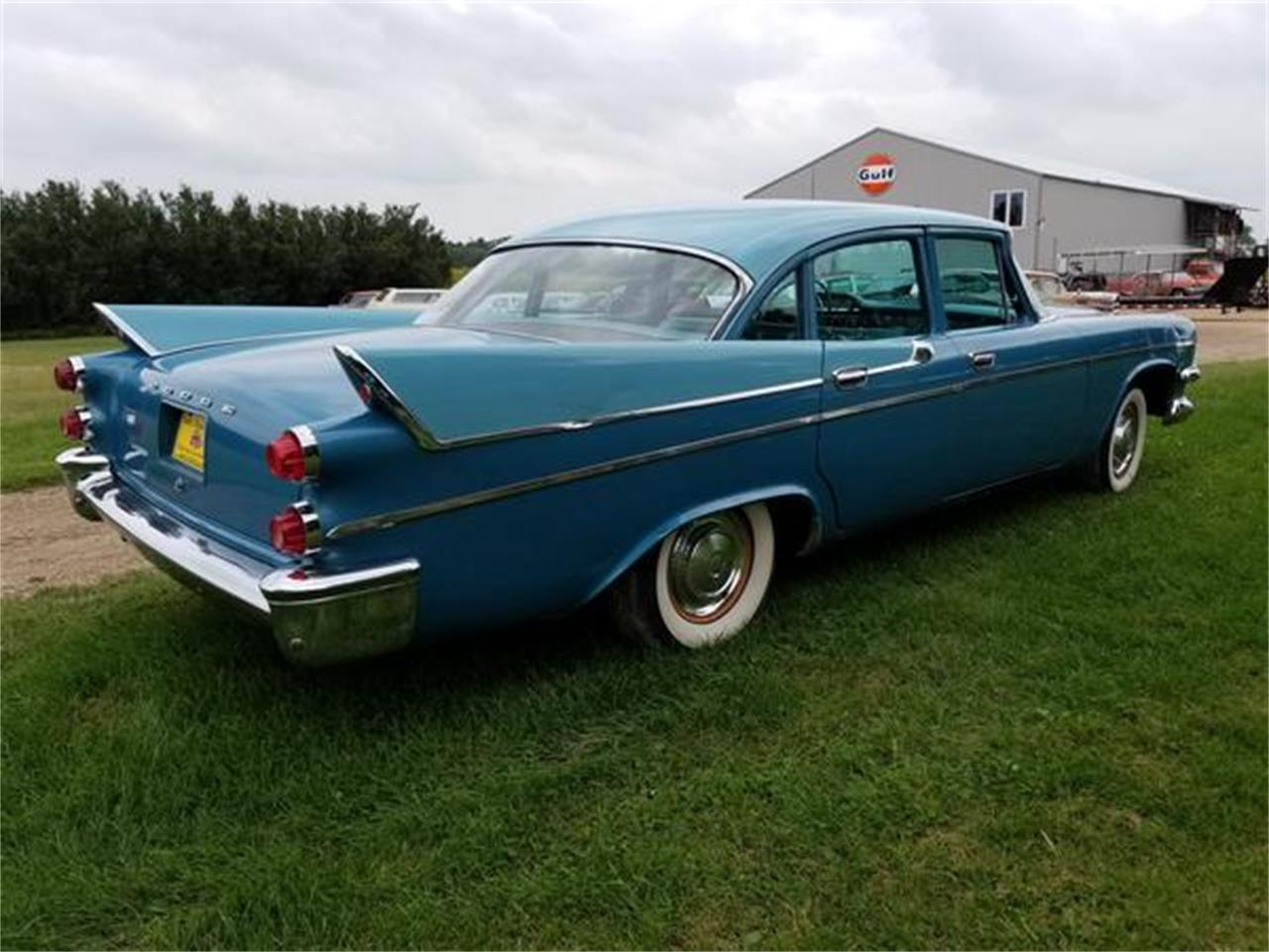 Large Picture of '57 Coronet - OBIT