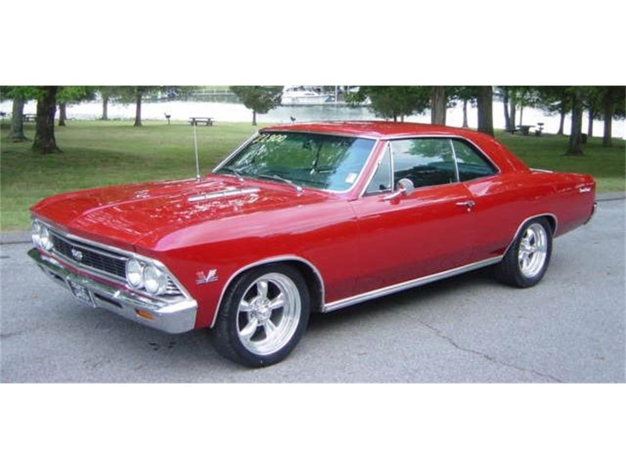 Picture of '66 Chevelle - OBIW