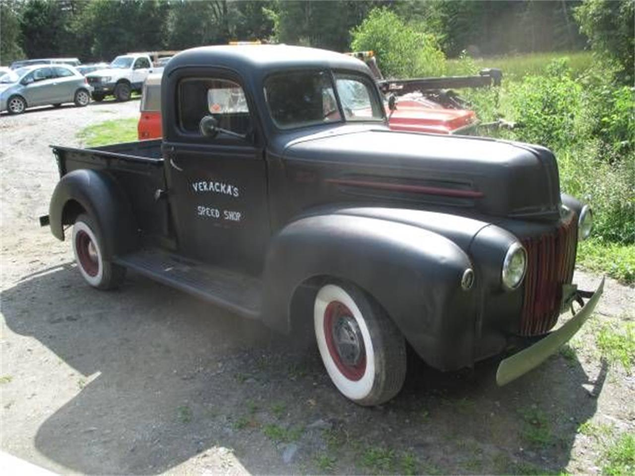 Picture of '47 Pickup - OBJ2