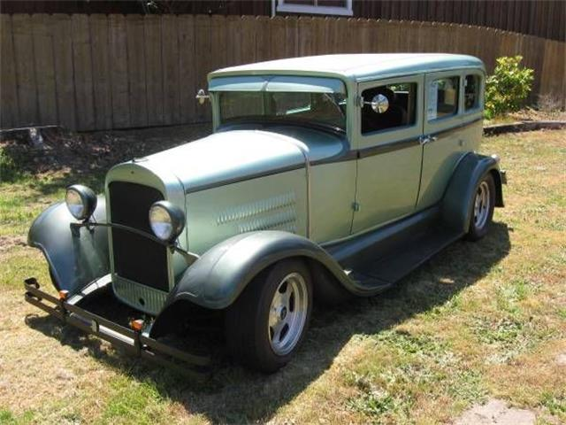 Picture of Classic '30 Chrysler Sedan located in Cadillac Michigan - $30,995.00 Offered by  - OBJP