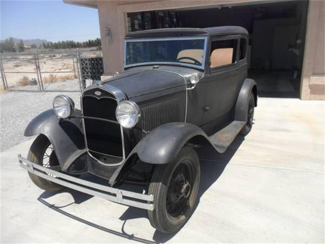 Picture of '31 Model A - OBJS