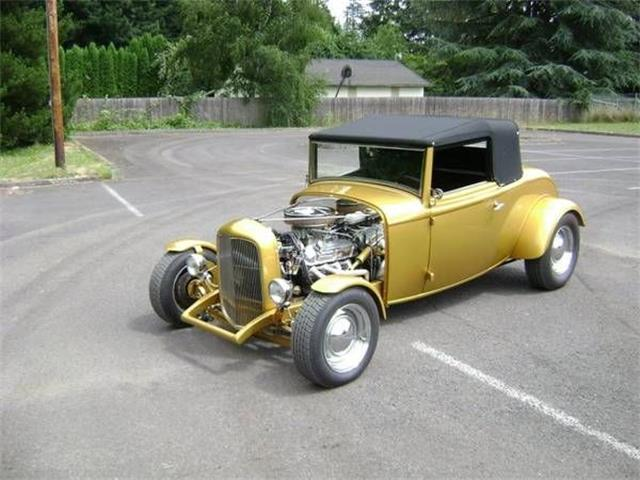 Picture of '32 Cabriolet - OBJY