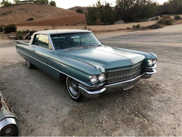 Picture of Classic '63 Cadillac Coupe DeVille located in Michigan Offered by  - OBKJ