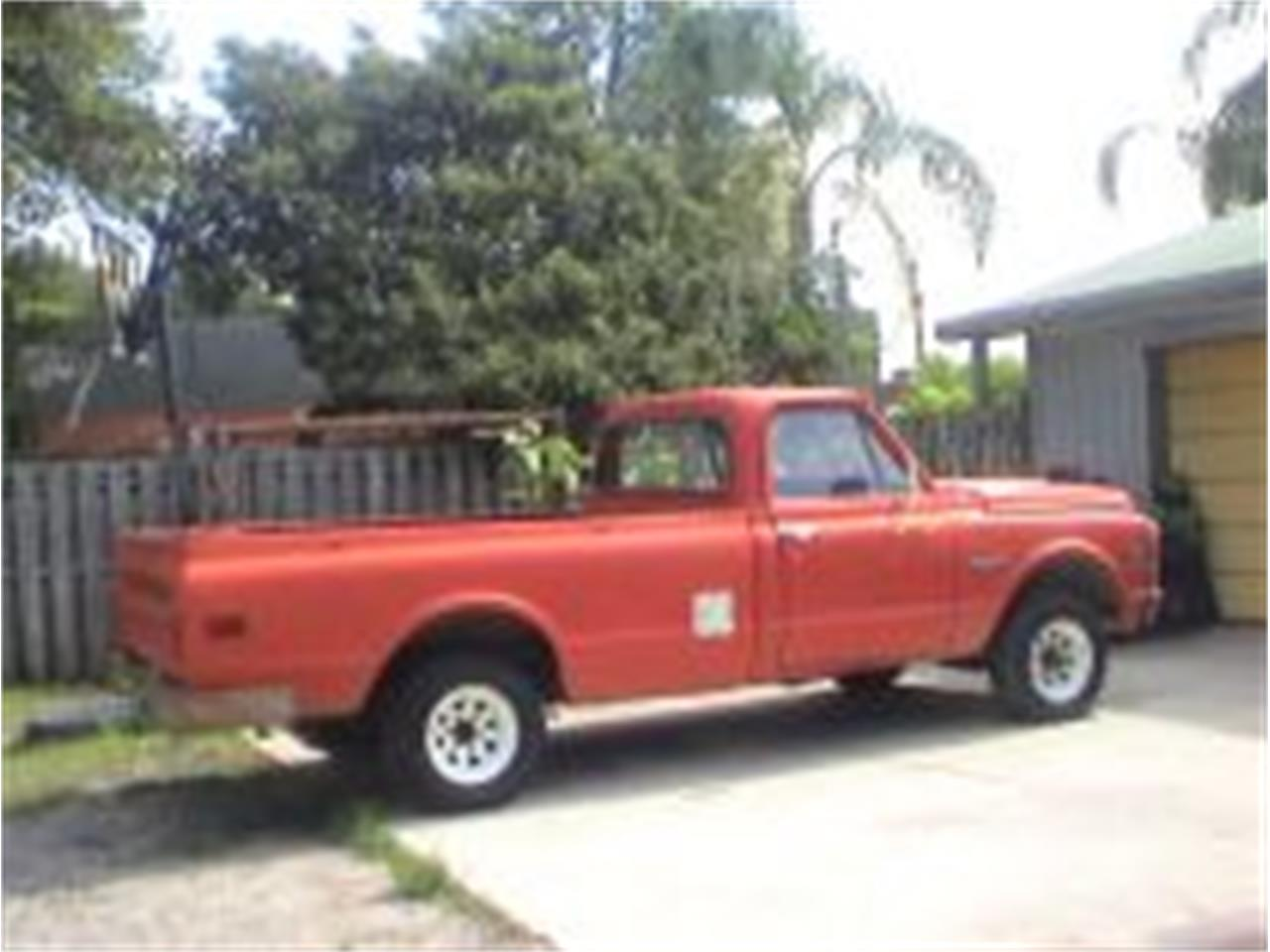 Picture of '72 C10 - OBKO