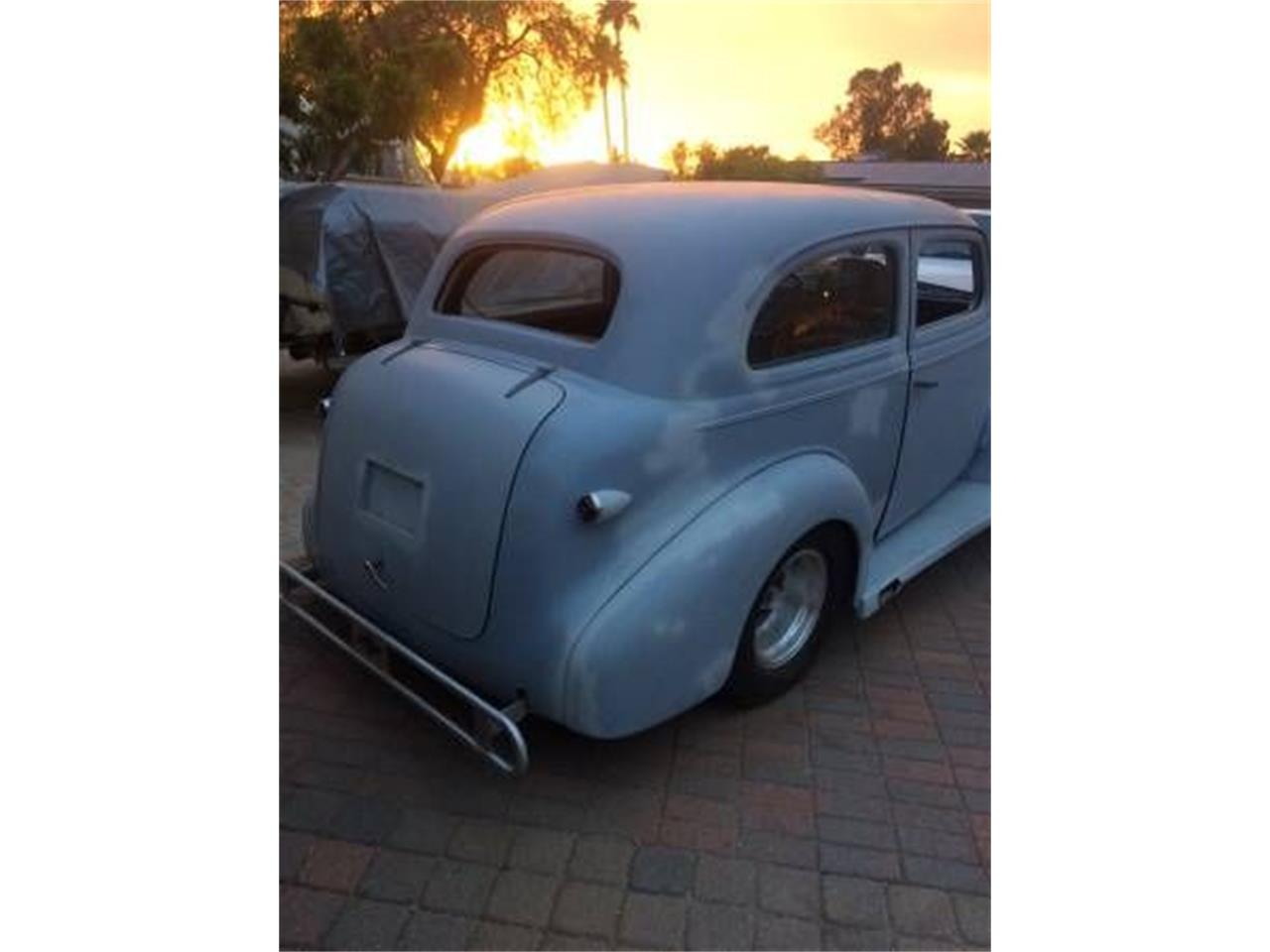 Large Picture of Classic '37 Chevrolet Tudor located in Michigan - $19,995.00 - OBKP
