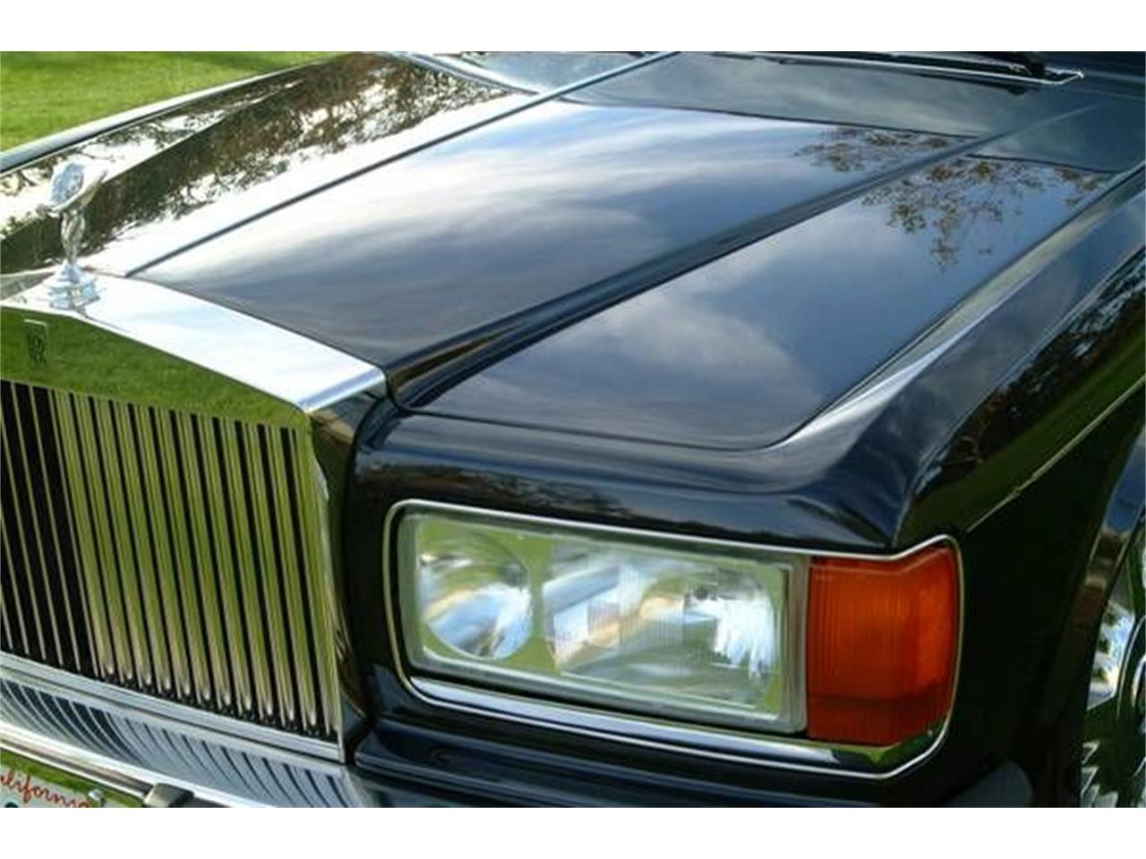 Large Picture of '91 Silver Spur II located in Michigan Offered by Classic Car Deals - OBKS