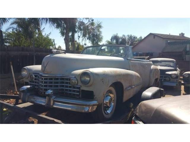 Picture of '42 Cadillac Convertible - $35,495.00 Offered by  - OBL5