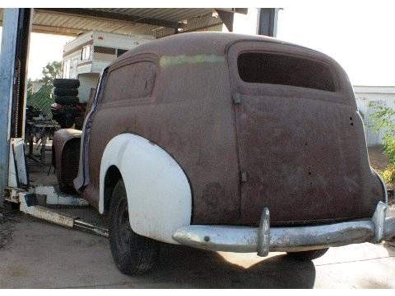Large Picture of Classic '47 Chevrolet Sedan Delivery located in Cadillac Michigan - $6,495.00 - OBL7