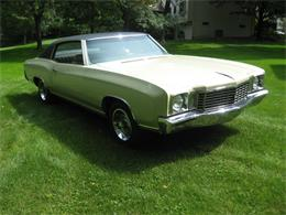 Picture of 1972 Monte Carlo located in HARRISBURG Pennsylvania Offered by a Private Seller - OBLH