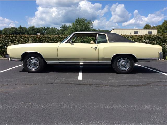 Picture of '72 Chevrolet Monte Carlo located in Pennsylvania - $25,500.00 Offered by a Private Seller - OBLH