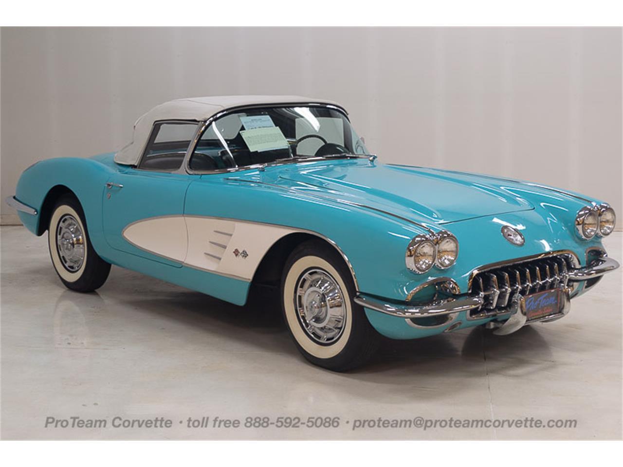 Picture of '59 Corvette - OBLL