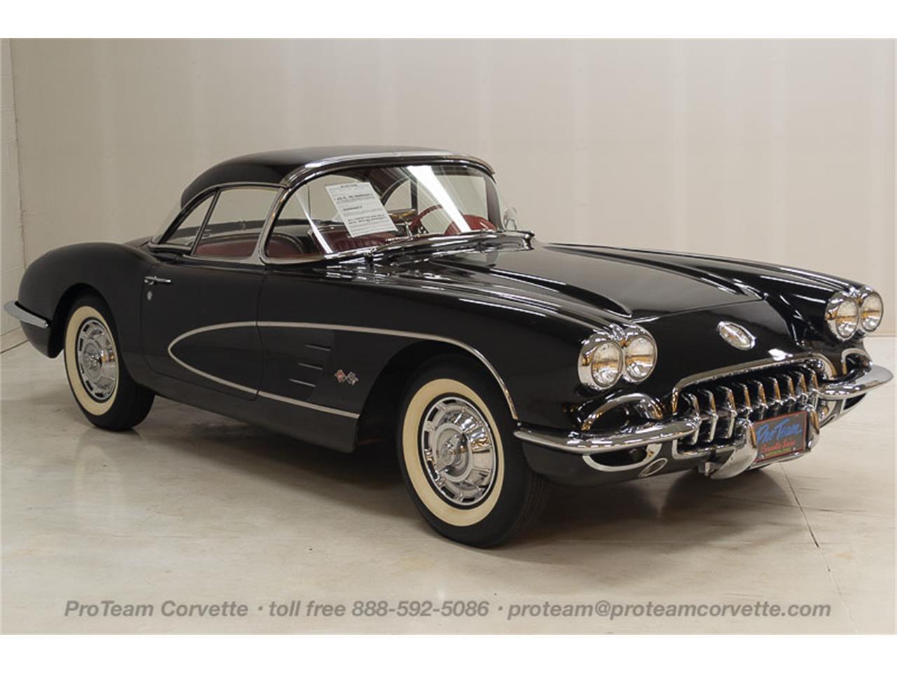 Used Food Trucks For Sale Under 5000 >> 1960 Chevrolet Corvette for Sale   ClassicCars.com   CC ...