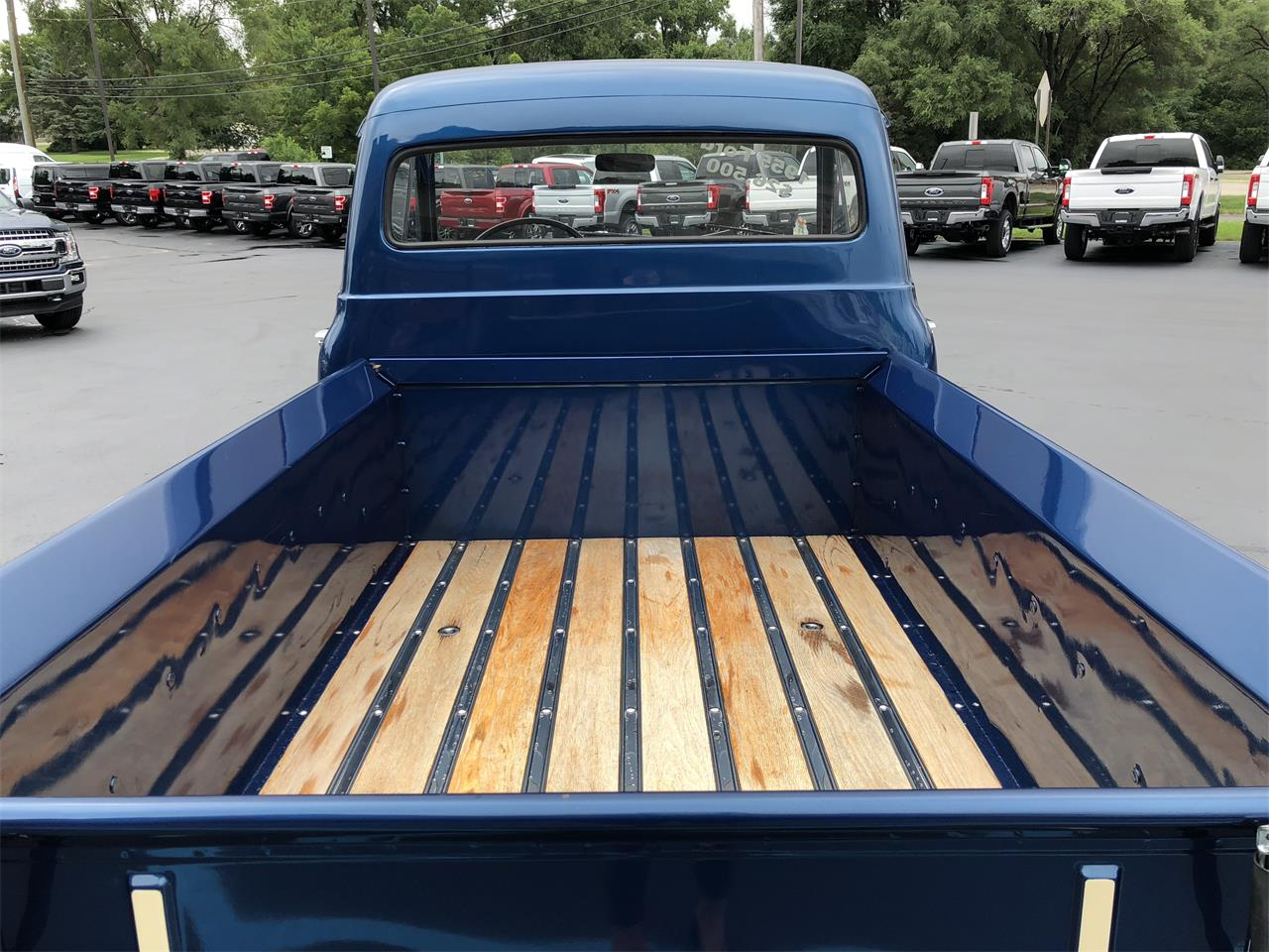1955 Ford F100 For Sale Cc 1134784 Side Large Picture Of Classic Offered By A Private Seller Obls