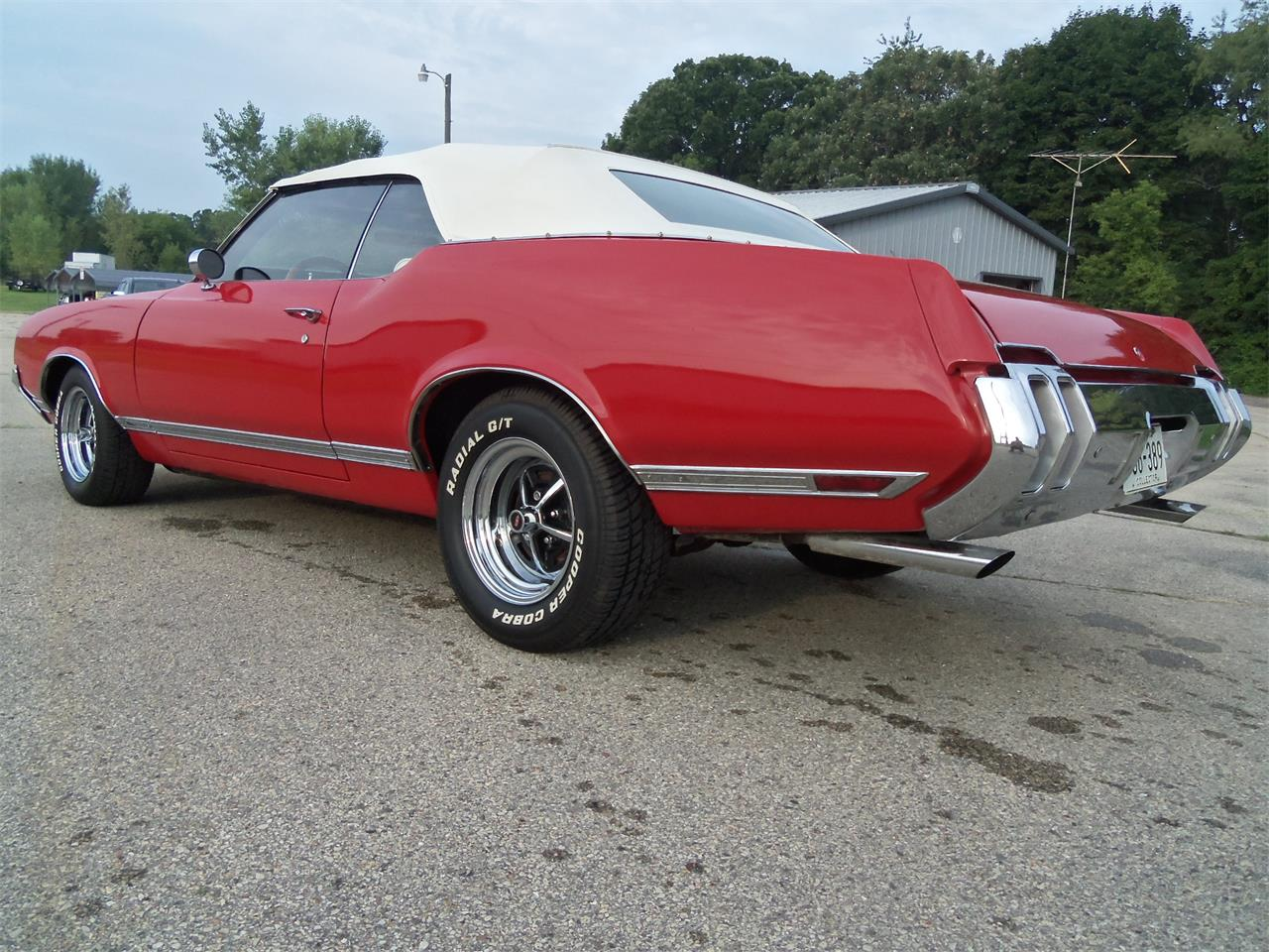 Large Picture of '70 Cutlass Supreme - OBLW