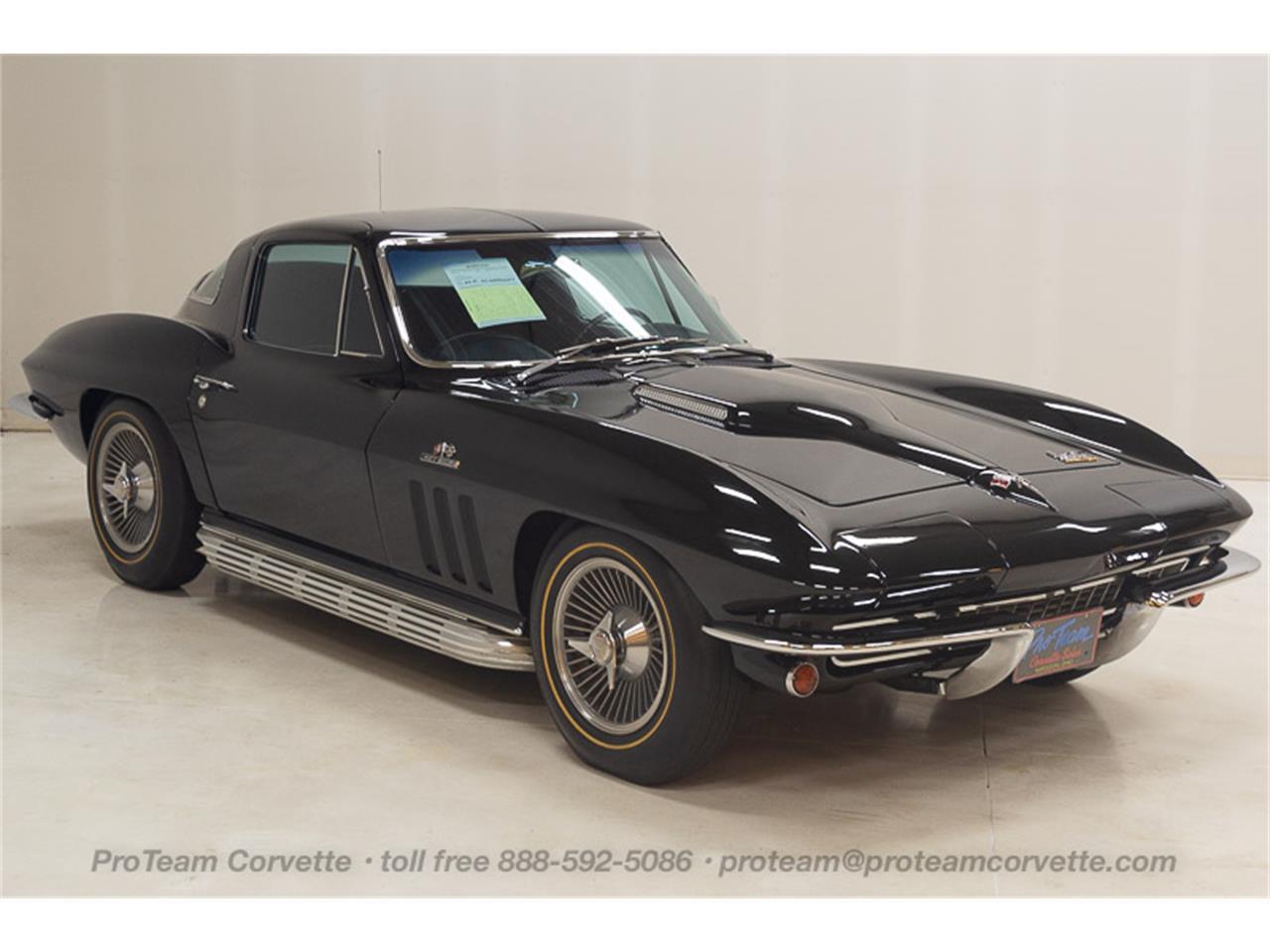 Picture of '66 Corvette - OBLX