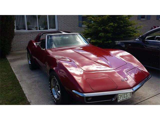 Picture of '69 Corvette - O8A7