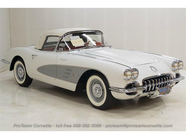Picture of '58 Corvette - OBLY